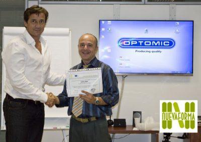 Curso de ventas Optomic Agustin