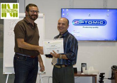 Curso de ventas Optomic Manuel