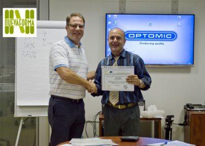 Curso de ventas Optomic Pablo