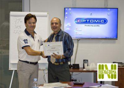 Curso de ventas Optomic Patxi