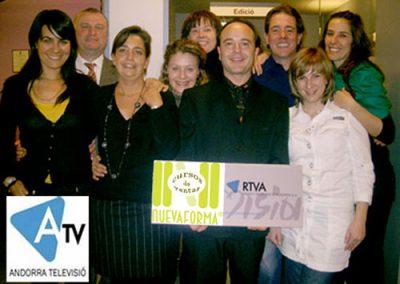 Curso de ventas con Pnl Tv Andorra